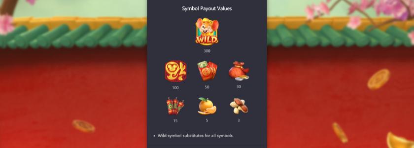 Fortune Mouse - symbols
