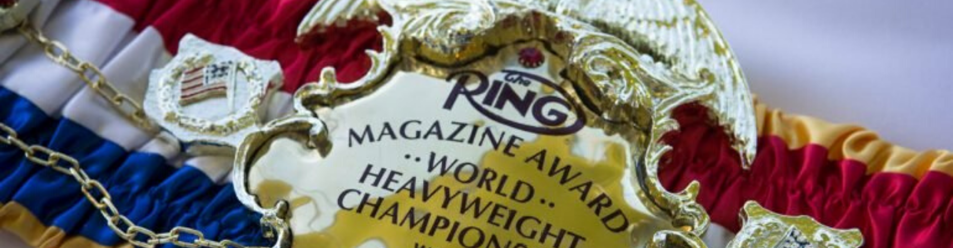 THE RING – Heavyweight Rankings
