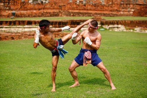 มวยไทยในสายตาชาวโลก