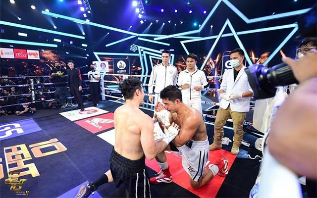 10 Fight 10 น้ำใจนักกีฬา